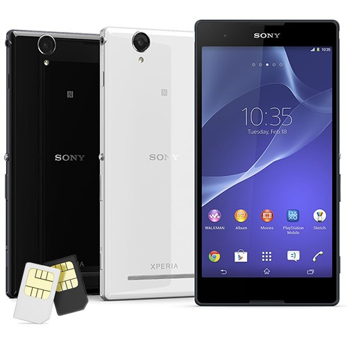 dois chips sony xperia t2 ultra dual