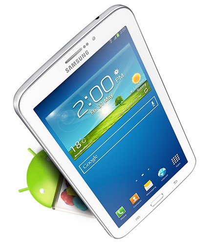 android jelly bean samsung tablet tab3 t2110
