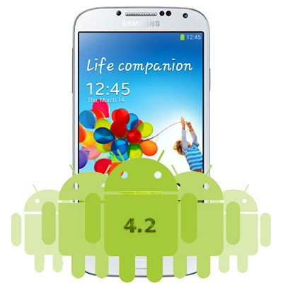 android samsung galaxy s4
