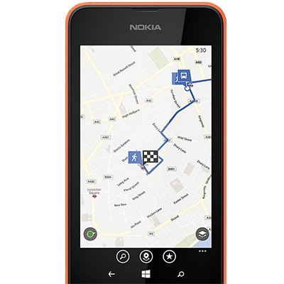 nokia maps lumia 530