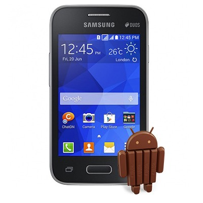 android samsung galaxy young 2 duos