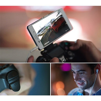 sony xperia z3 d6633 ps4 joystick