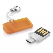 Pen Drive Multilaser PD507 8GB para Smartphone