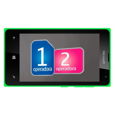 Dual Chip Microsoft Lumia 435 TV