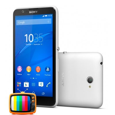TV Digital Sony Xperia E4