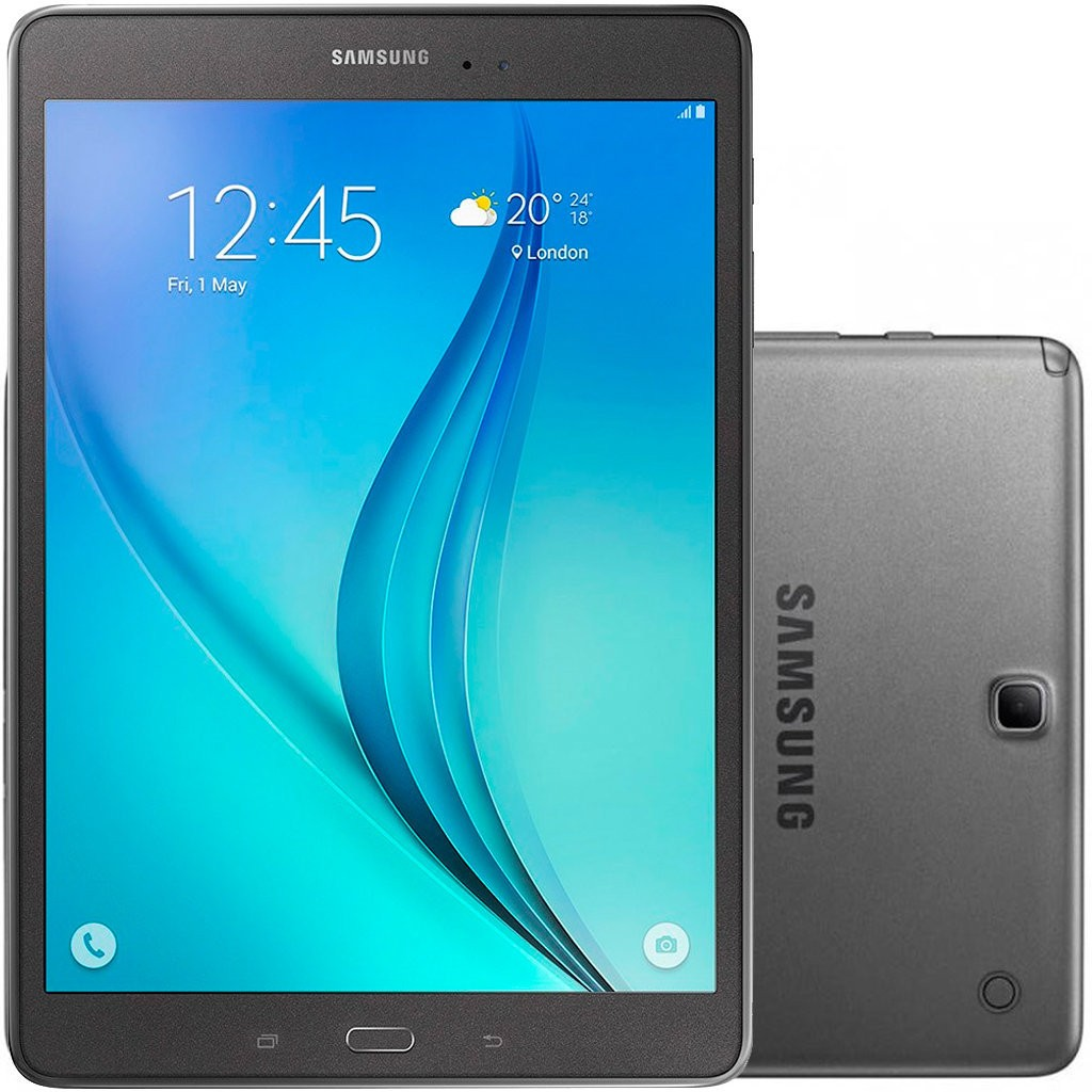 tablet samsung galaxy tab a note 9 7 sm p550n branco. Black Bedroom Furniture Sets. Home Design Ideas