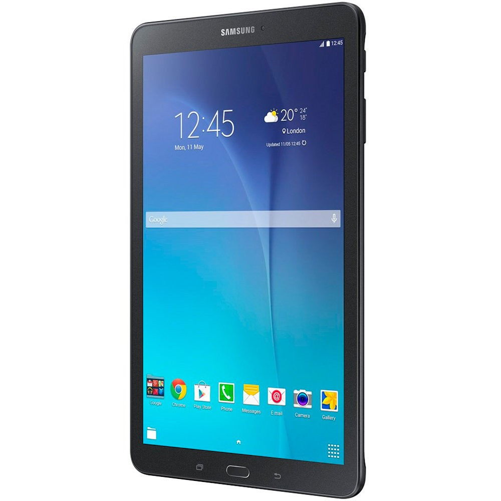 tablet samsung galaxy tab e 9 6 sm t560n branco. Black Bedroom Furniture Sets. Home Design Ideas