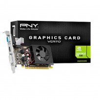 Placa de vídeo PNY GeForce GT 610 2GB VCGGT6102XPB-S