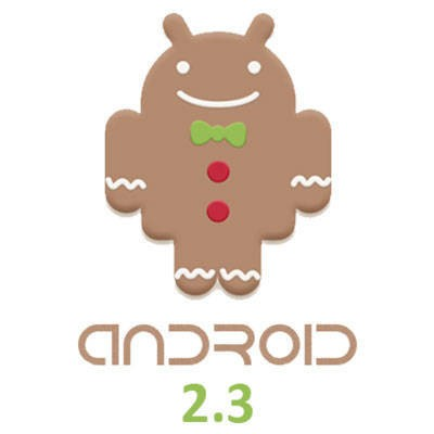 Sistema Android 2.3 Gingerbread