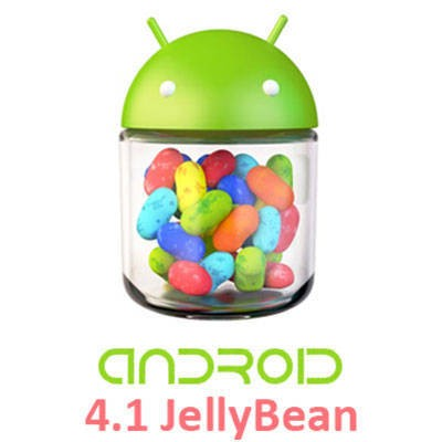 Sistema Android 4.1 Jelly Bean