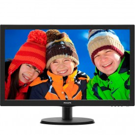 "Monitor LCD Philips 21,5"" LED Widescreen 223V5LHSB2"