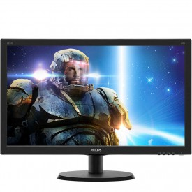 "Monitor LCD Philips Gamer 21,5"" 223G5LHSB"