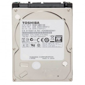 HD Interno Notebook Toshiba 500GB