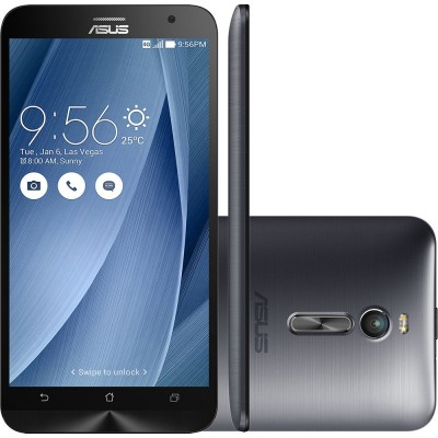 Celular Dual Chip Asus Zenfone 2 32gb 55 Android 50