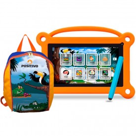 Tablet Positivo T710 Kids + Mochila