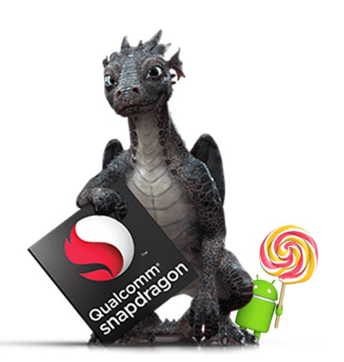 Snapdragon + Android Lollipop