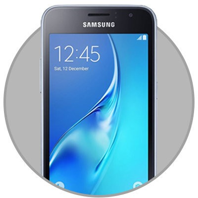 Display Smartphone Samsung Galaxy J1 2016