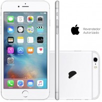 Smartphone Apple iPhone 6S 16GB Prata