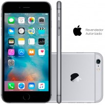 Smartphone Apple iPhone 6S 64GB Cinza