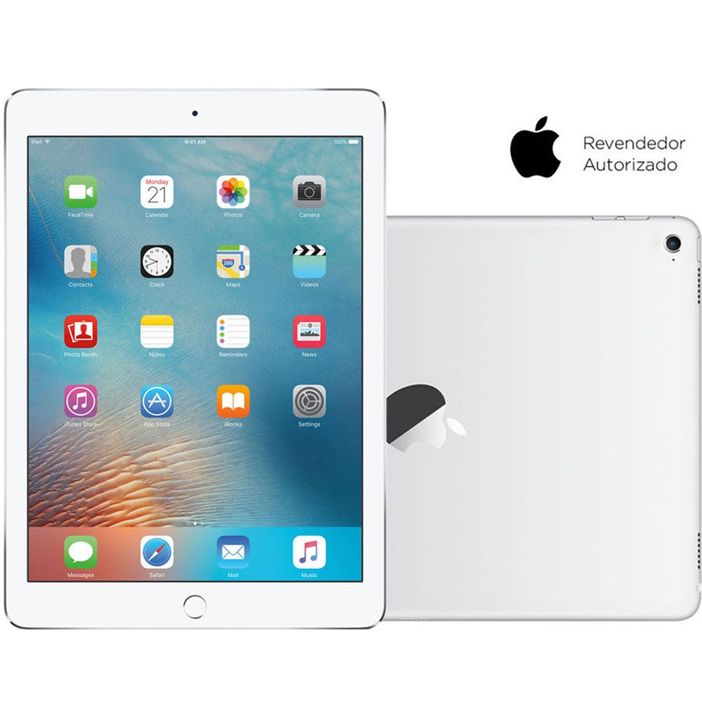 Tablet Apple iPad Pro Wi-Fi 128GB Prata