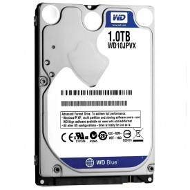 HD Interno Notebook 1TB WD10JPVX