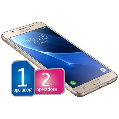 Samsung Galaxy J7 2016 metal duplo Chip