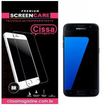 Película de Vidro Screen Care Galaxy S7