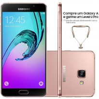 Galaxy A7 Rosa + Level U Pro