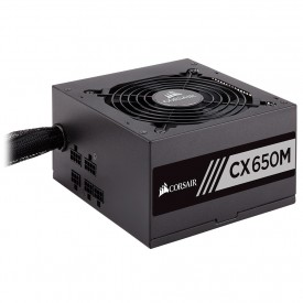 Fonte Corsair CX650M 80 Plus