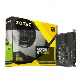 Placa de Vídeo Zotac GeForce GTX 1050 Mini 2GB