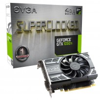 Placa de Vídeo EVGA GTX 1050 04GP46253KR