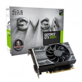 Placa de Vídeo EVGA GeForce GTX 1050 TI 4GB