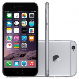 iPhone 6 16GB Cinza