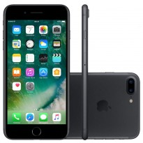 iPhone 7 Plus 32GB Preto Matte