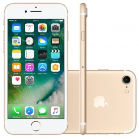 iPhone 7 256GB Dourado