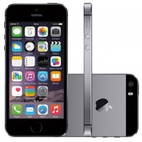 iPhone 5S 16GB Cinza